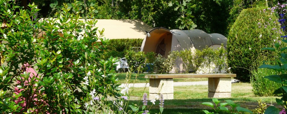 Camping south west France LA CIGALE