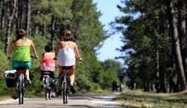 Biking Arcachon Cap Ferret