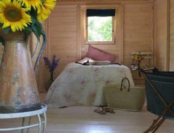 roulotte gypsy trailer