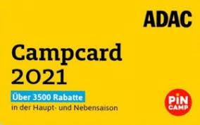 ADAC Campcard Rabatte La Cigale Ares