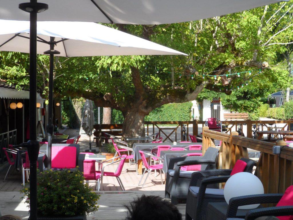 terrasse guinguette La Cigale