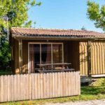 cabanon wooden cabin south west france